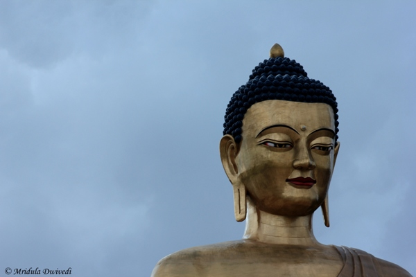 The Buddha at the Buddha Point, Thimphu