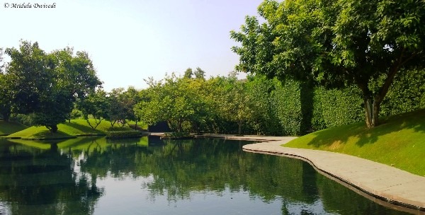 The Water Bodies at Dusit Devarana