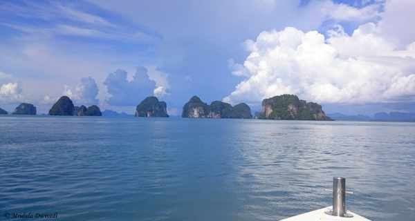 Speed Boat Ride to Hong Island