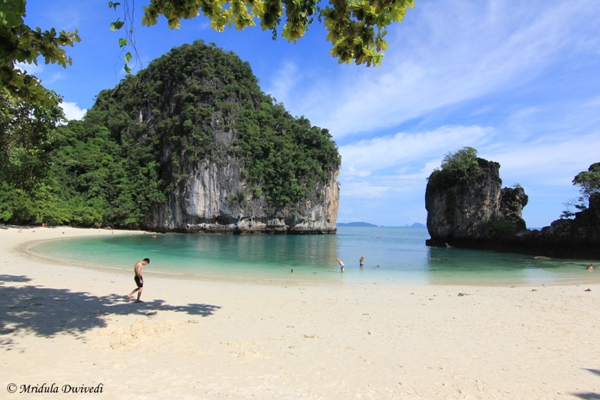 The Beautiful Hong Island, Krabi, Thailand