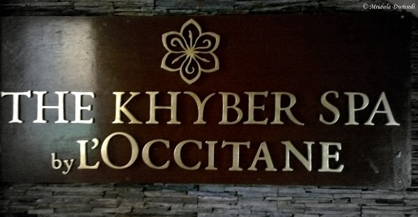 The Khyber Spa by L'occitane