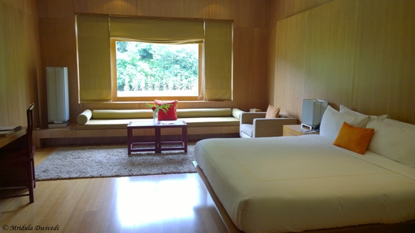 The Room at the Terma Linca Resort, Thimphu