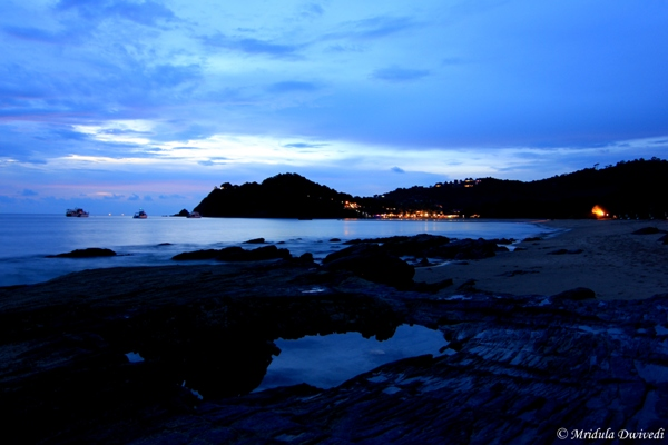 The Blue Hour, Koh Lanta, Thailand