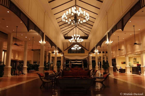 The Lobby at Sofitel Krabi