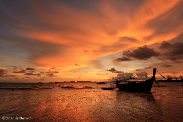 Magic in the Sky- Krabi