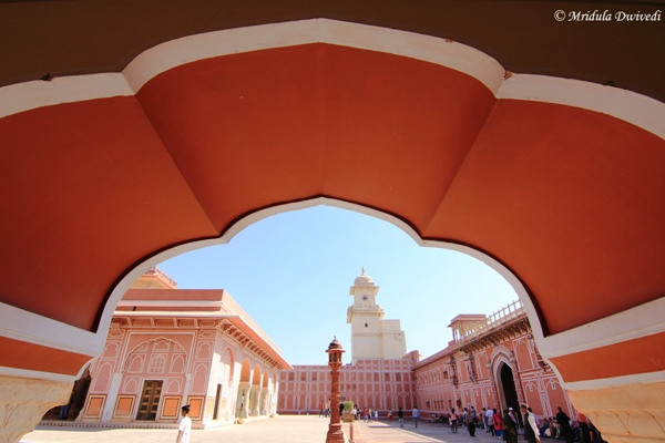 The City Palace Jaipur
