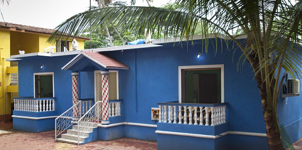 Fully Furnished Standard AC Rooms In Guest House In Calangute