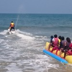 Chandravati from Sai Vishram Beach Resort- The Water Baby