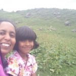 Trekking with my Daughter!