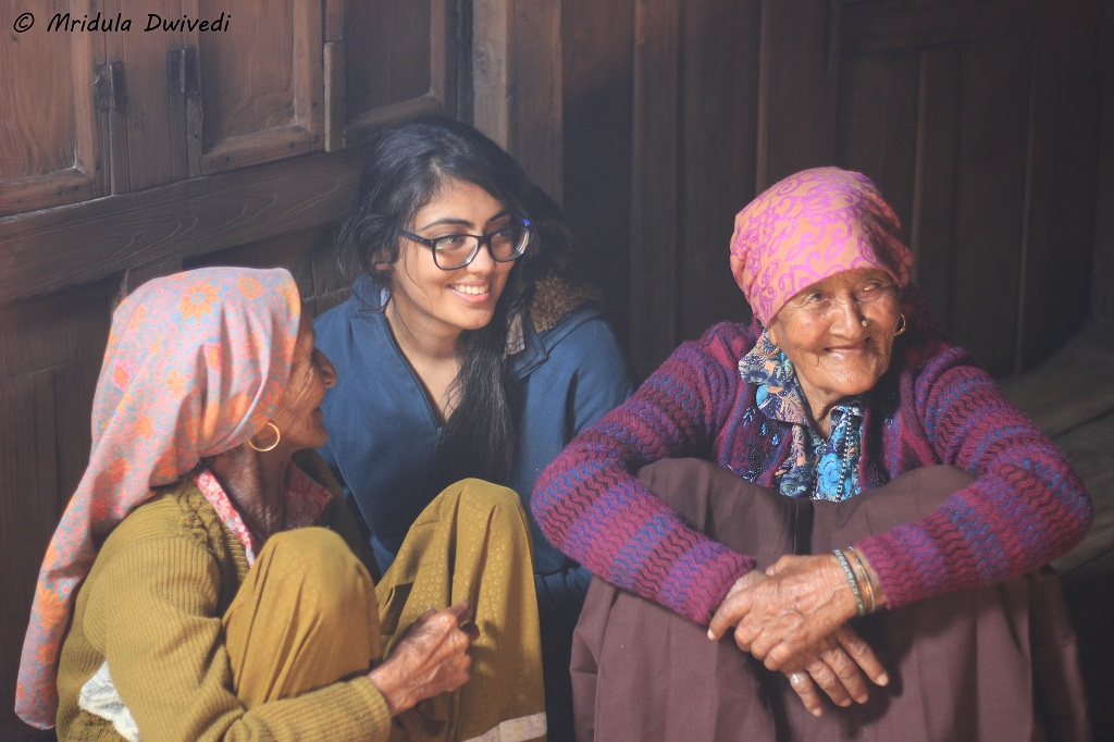 grannies-bhatoli-village
