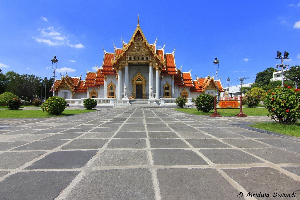 Discovering Thainess at Wat Benchamabophit the Marble Temple at Bangkok - Tra...