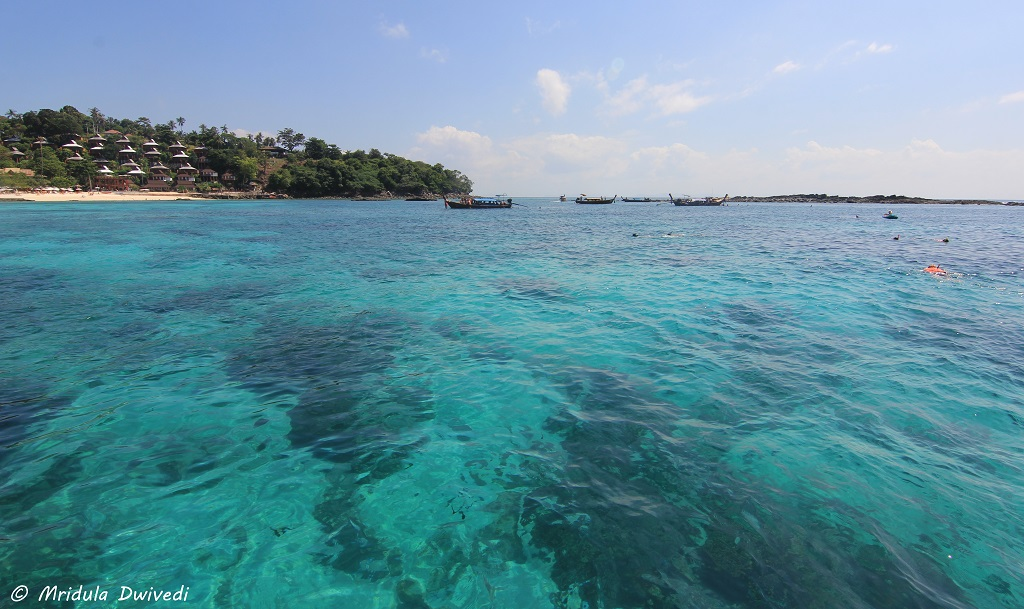 Phi Phi Island Tour Travel Tales From India And Abroad