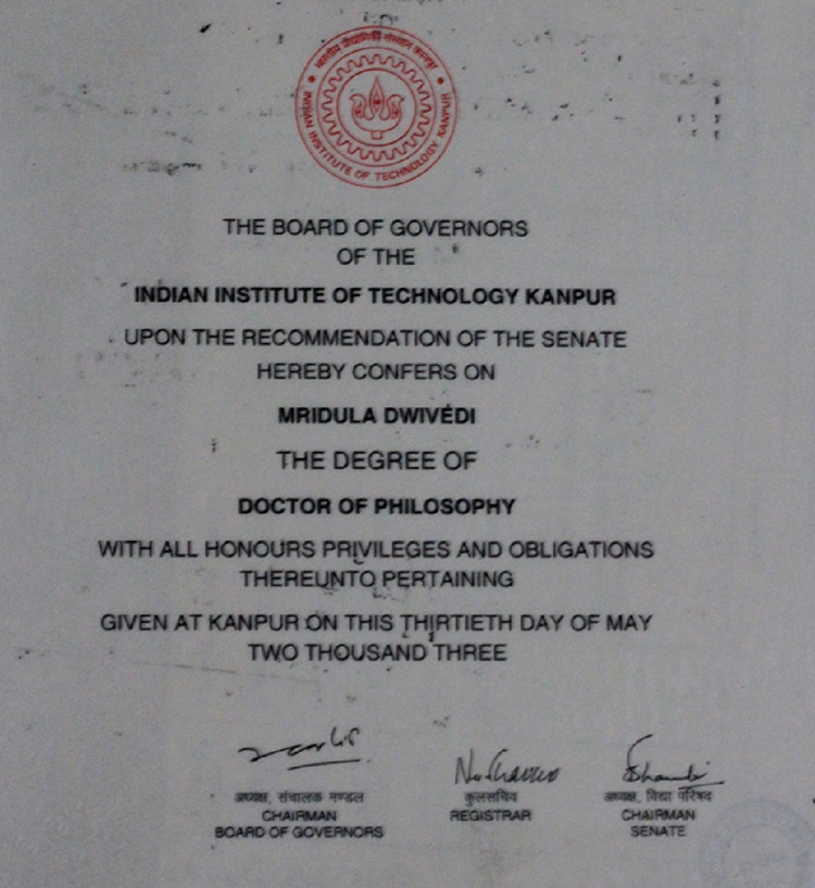 ph.d-degree-iit-kanpur