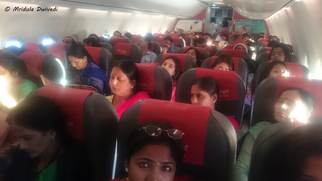womenwithwings-spicejet-flight