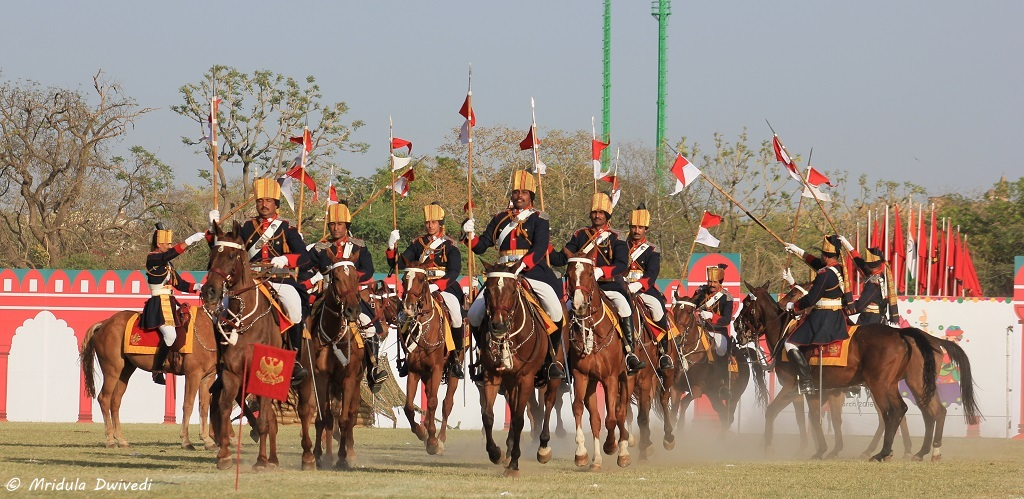 horses-indian-army