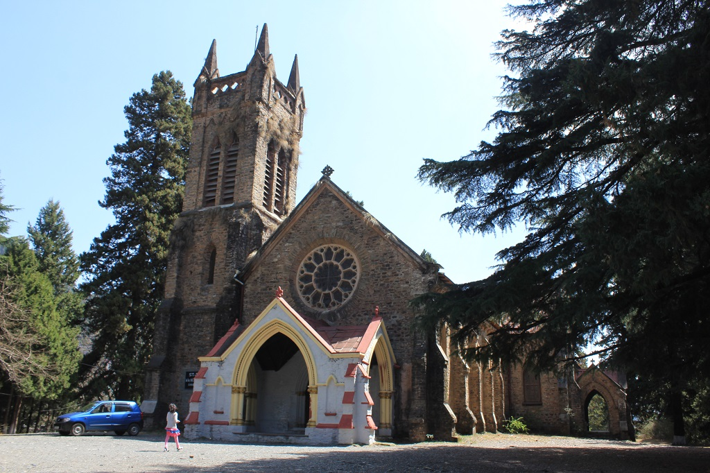 st-john--church-wilderness-nainital