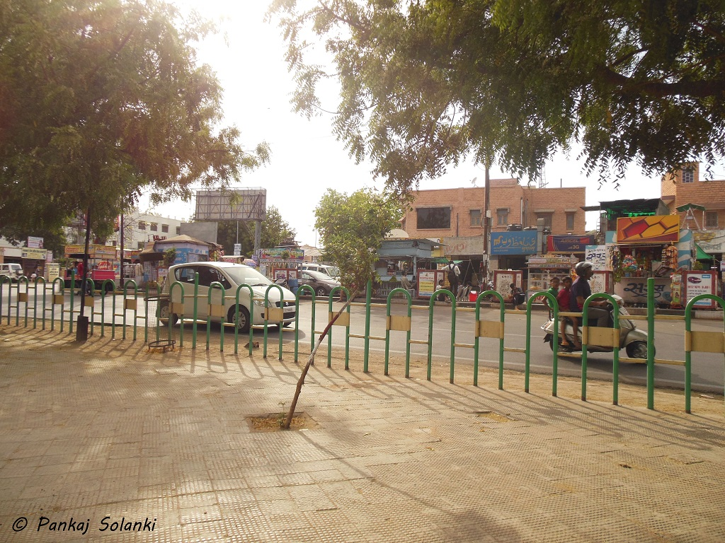 view of shastri circle