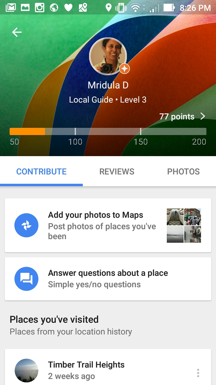 Local Guide Google Maps
