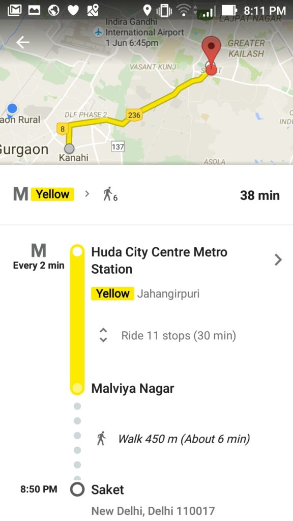 metro-route-google-maps