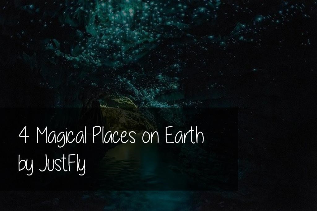 4 Magical Places On Earth Worth Checking Out Right Now