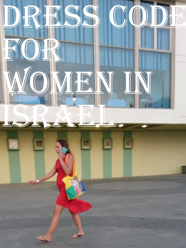 dress-code-women-israel