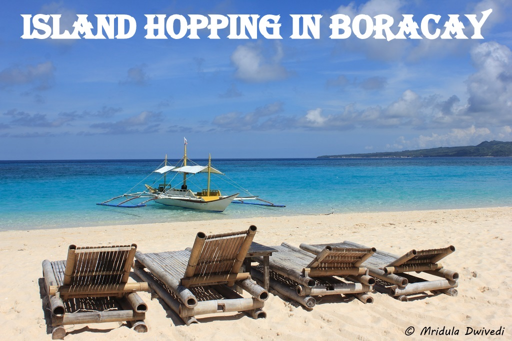 Island Hopping in Boracay, Philippines
