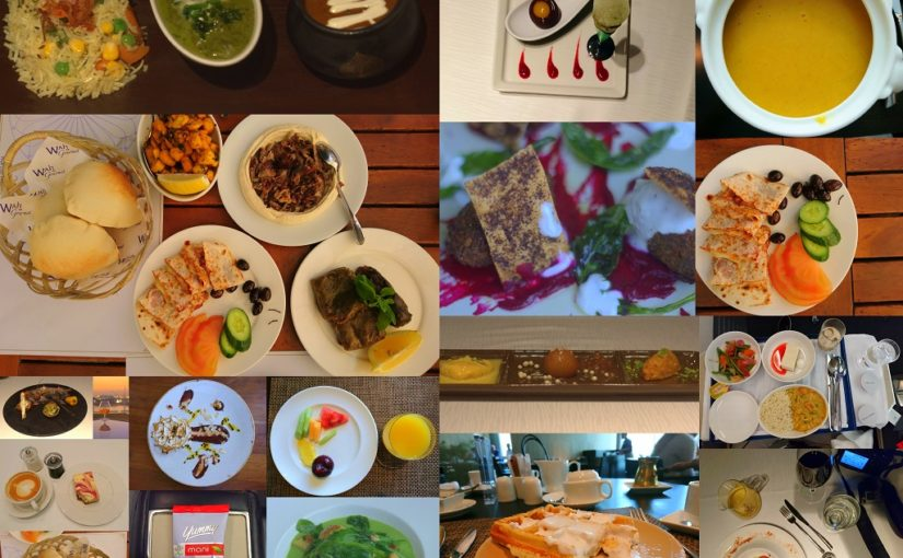 Dubai archives travel tales from india and abroad for Awesome cuisine categories vegetarian