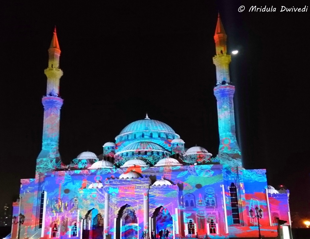 al-noor-sharjah-light-festival