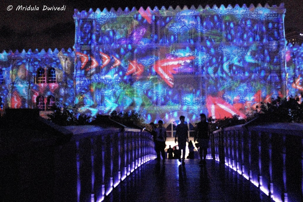 al-qasba-sharjah-light-festival