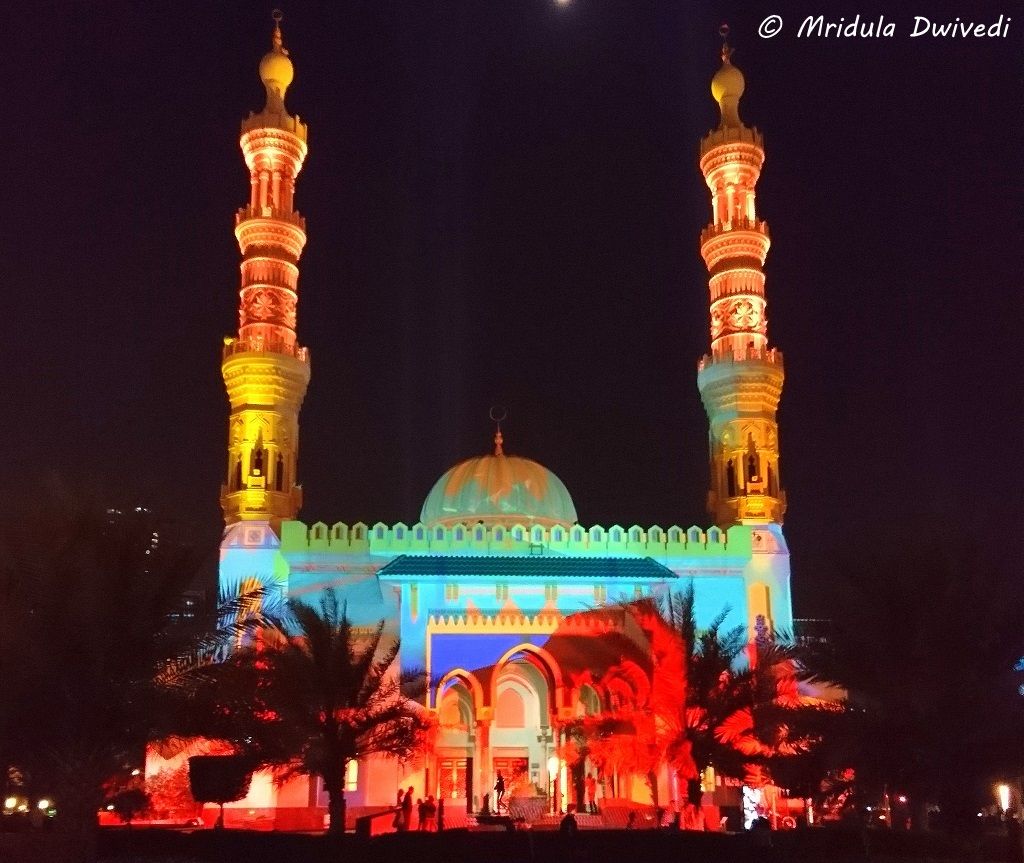 al-taqwa-sharjah-light-festival